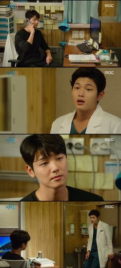 "[Spoiler] ""Hospital Ship"" Lee Seo-won provokes Kang Min-hyuk"