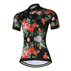 Womens Cycling Jersey Aogda Short Sleeve 3d Silicon Padded Girls Bib Shorts  Bicycle Clothing Wear Shirt D914  BicycleClothing d3233678e