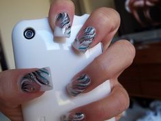 Where to find French manicure galleries | Wedding French Manicure Nails Ideas
