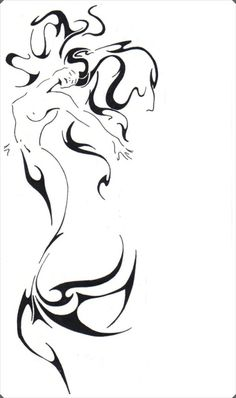 sereia tattoo - Google Search