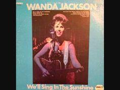 Wanda Jackson - Today I started loving you again - YouTube