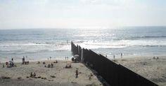 """Já há um """"muro"""" de 930 km na fronteira dos EUA com o México – construído pela esquerda deles"""