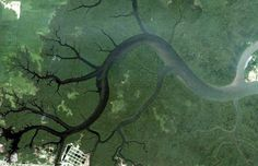 Breathtaking Satellite Photos of Fractal Patterns on Earth – Fractal Enlightenment