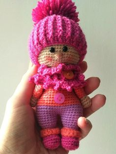 Crochet Doll Toys Free Patterns: Crochet Dolls, Crochet Toys for Girls, Amigurumi Dolls Free Patterns, Crochet Doll Carrier Doll Amigurumi Free Pattern, Amigurumi Doll, Crochet Doll Clothes, Crochet Dolls, Crochet Gratis, Free Crochet, Knitted Christmas Decorations, Knitted Stuffed Animals, Doll Carrier
