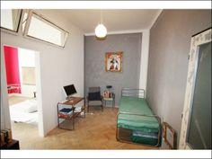 interior grey student room