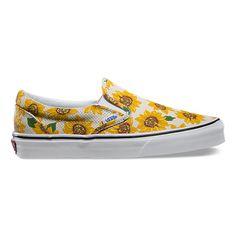 Sunflower Slip-On