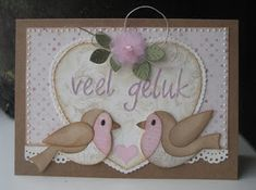 Boukjes Blog!: Veel Geluk