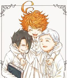 REVIEW CAPITULO 4 Y 5   The Promised Neverland  😱 ¡¡¡RAY ES EL TRAIDOR!!!😱  KILINKAR