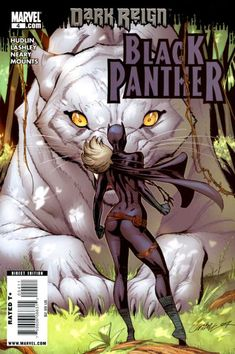 Black Panther #4 - The Deadliest Of The Species Part Four