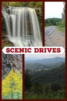 4 Scenic Drives You Don't Want to Miss - Franklin, North Carolina Vacation Places, Vacation Trips, Vacations, Beautiful Places To Travel, Cool Places To Visit, Best Weekend Getaways, Weekend Trips, American Attractions, Nc Waterfalls