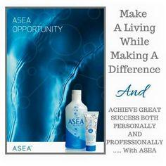 ASEA and Ren 28 Replenish naturally.