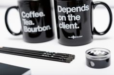 Opinions on corporate and brand identity work