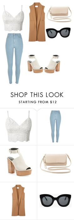 """""""Coachella"""" by xxbarbiexxx ❤ liked on Polyvore featuring River Island, Rebecca Minkoff, Charlotte Russe, Alexander Wang and CÉLINE"""