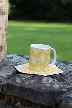 Sommer Blog Hop – Tassenuntersetzer (ein Tutorial)