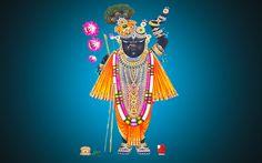 Lord Shrinathji   Beautiful hd wallpaper