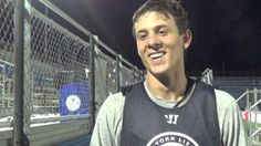 @lizardslacrosse Joe Fletcher shares thoughts on adjusting to @majorleaguelax playing for Loyola and more