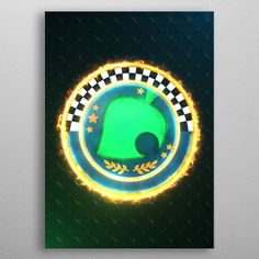 crossing cup Emblem poster by from collection. By buying 1 Displate, you plant 1 tree. 3d Printer Projects, Sculpture Projects, Poster Prints, Art Prints, Mario Kart, Bmw Logo, Print Artist, Cool Artwork, 3d Printing