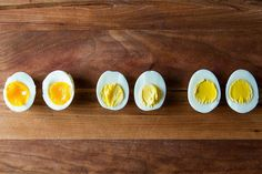 Cooking Basics: How to Cook Eggs Every Which Way