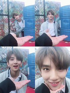 You can count on me😖😖 ~tag teman kamu yang biasnya joshua😉😉 ~ Dont forget to Like 💙 Woozi, Jeonghan, Wonwoo, Seungkwan, Jisoo Seventeen, Joshua Seventeen, Seventeen Memes, Seventeen Debut, Hip Hop
