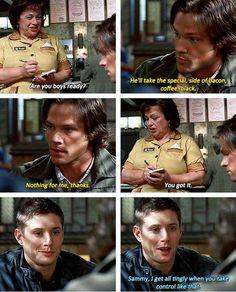 .Oh Dean