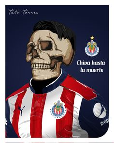 Chivas hasta la muerte #artwork #ilustracion #chivas #ilustracionvectorial Chivas Wallpaper, Chivas Soccer, Photo And Video, Real Madrid, Mlb, Fictional Characters, Sport, Football Art