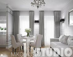 glamour-style-apartment - zdjęcie od MIKOŁAJSKAstudio - Salon - Styl Glamour - MIKOŁAJSKAstudio
