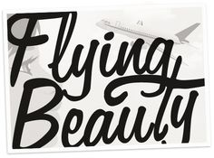 Flying Beauty: Fantastic tips on choosing the best make-up and on how to apply it to endure the destructive conditions of a long flight, from departure to arrival.