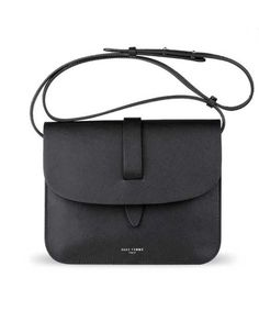 BLACK CROSS-BODY - Sage Femme Italy