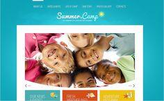 Summer Camp Joomla Templates by Delta