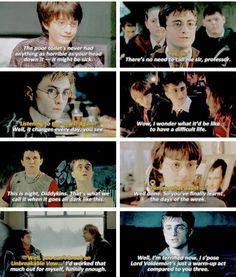 sassy potter and the order of the clapbacks -SchyulerWinchester