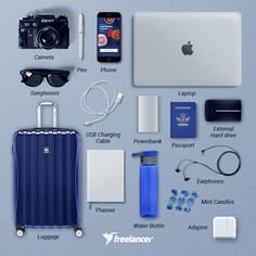 What do you take with you on your workcation? Hire Freelancers, Mint Candy, Digital Nomad, Find A Job, Online Jobs, Lifestyle, Inspiration, Design, Biblical Inspiration