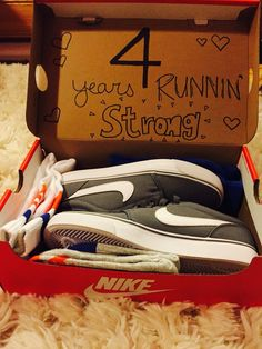 Loved up Sneakers | DIY Christmas Gifts for Boyfriend | Handmade Valentines Day Gifts for Him