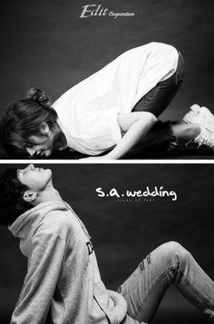 Ideas Photography Tips Nikon Korean Wedding Photography, Wedding Couple Poses Photography, Couple Photoshoot Poses, Love Photography, Couple Shoot, Pre Wedding Shoot Ideas, Pre Wedding Poses, Pre Wedding Photoshoot, Wedding Pics