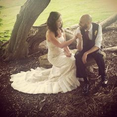 Some of the first, unofficial, photos from my wedding. The rest will be coming soon!