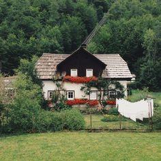 A home in Hallstatt, Austria. Photo by Josh Chang