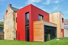 Les façades de nos maisons ont le droit de se parer de…