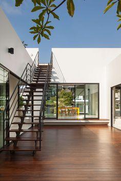 atelier m+a / mandai courtyard house, singapore