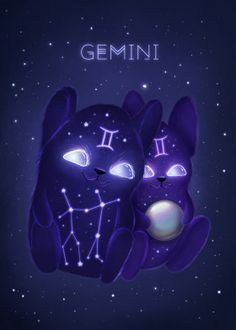 I made this new glowing monster series - Zodiac signs. Each glowing monster is holding his birthstone. You can also see star constellations on their bellies. Gemini Art, Zodiac Signs Gemini, Zodiac Art, 12 Zodiac, Astrology Signs, Horoscope Capricorn, Virgo Sign, Capricorn Facts, Gemini Wallpaper
