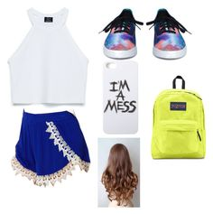 """""""Cute summer outfits"""" by xoxadame on Polyvore"""
