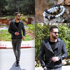 - Jacket from : goo.gl/opw4Pu - Bracelet 1 : goo.gl/xkGvuw - Bracelet 2 : goo.gl/u5mnpK