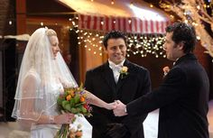 This is my favorite episode of the series. It is the most beautiful wedding and I get all happy every time I watch it