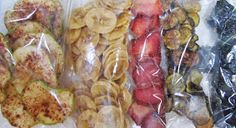 Alicia Ranelle: Dehydrated Fruits & Veggies