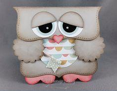 Sweet Sorbet Owl for SALE-A-BRATION 2014 - addINKtive designs