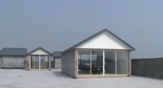 These 3D-printed houses were built in a matter of hours.