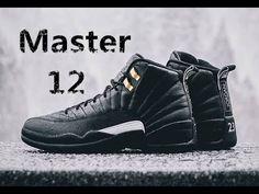 "9a30b92f36182f Air Jordan 12 ""The Master"" Review"