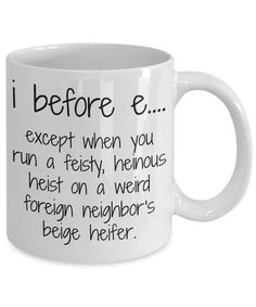 Show Jumping Coffee Mug Funny Gift Christmas Office Secret Santa Present 058