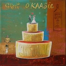 Frans Groenewald  Groot O'Kaasie  Alice Art Gallery Kitchen Confidential, South African Artists, Africa Art, Classic Paintings, Art Work, Alice, Art Gallery, Passion, Music