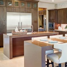 Building custom #kitchencabinets is a process and a skill that takes superb craftsmanship and exquisite materials. We know that you need innovative styles and flexible designs when remodeling and building #custom #kitchens. This is why we equip your kitchen #remodel project only with the best custom kitchen cabinets from the most reputable manufacturers and brands like Fieldstone Cabinetry, MidContinent Cabinetry, and Hanseem Cabinetry.  #customcabinetry #customcabinets #customcabinet Custom Kitchen Cabinets, Shaker Cabinets, Custom Kitchens, Kitchen Doors, Kitchen Cabinet Design, Custom Cabinetry, Luxury Kitchens, Kitchen And Bath Showroom, Contemporary Home Decor