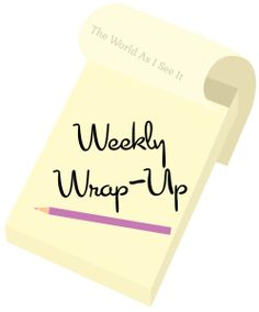 In this weeks Weekly Wrap-Up I go back over the past few weeks & I also post a picture of my cute nails!
