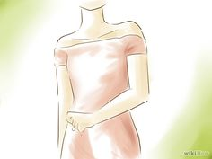 Fashion tips for small chest women, really nice article with illustrations.